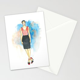 Illustration Stationery Cards