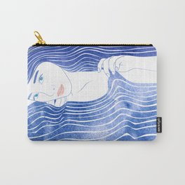 Water Nymph LXVI Carry-All Pouch