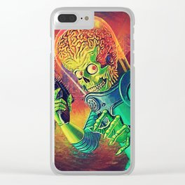 The Martian Clear iPhone Case