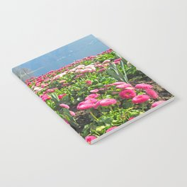 The flowers Notebook