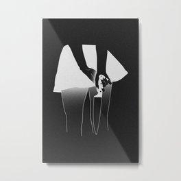 killer thoughts Metal Print
