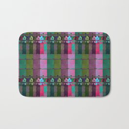moje miasto_pattern no1 Bath Mat