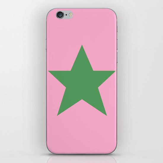 Star iPhone & iPod Skin