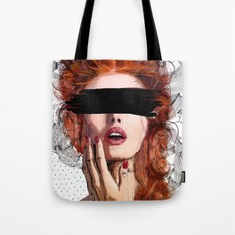 REDHEAD STRANGER Tote Bag