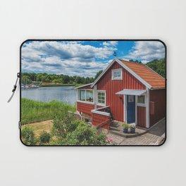 Swedish national summer house Laptop Sleeve
