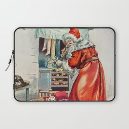 The Night Before Christmas and Other Stories by A L Burt Company (ca 1905) Laptop Sleeve