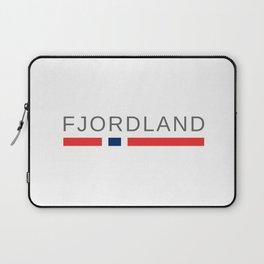 Fjordland Norway Laptop Sleeve
