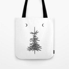 Fir tree Tote Bag