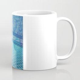 Olympic Swimmer Shark Coffee Mug