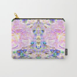 Flower Dimension Carry-All Pouch