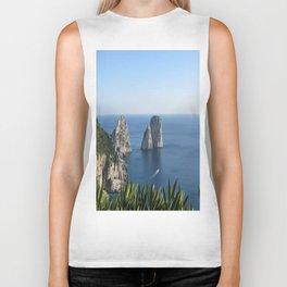 I Faraglioni di Capri Biker Tank