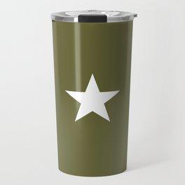 Army Star Travel Mug