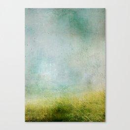 Left of My Solitude Canvas Print
