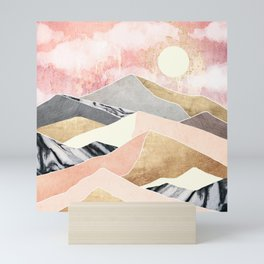 Summer Sun Mini Art Print