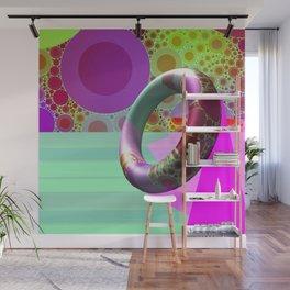 2in1 Pattern Mix, Karen Wall Mural