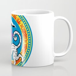 Flag of Almaty Coffee Mug