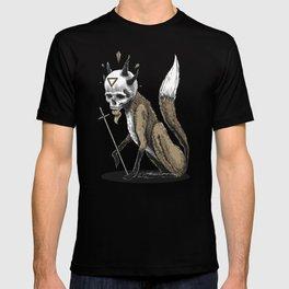 Kitsune Demon Fox T-shirt