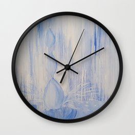 Tearful Wall Clock
