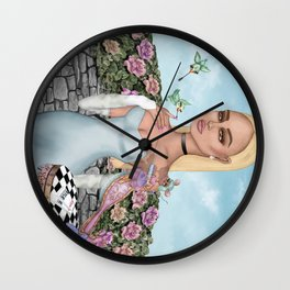 Kylie-Rella Wall Clock