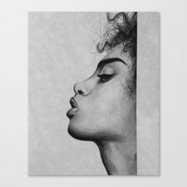 Study  Canvas Print