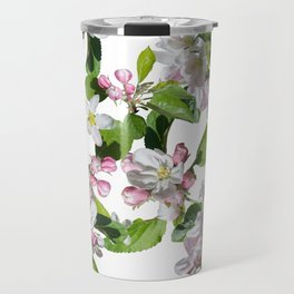 Blossom in delicate shades of pink Travel Mug