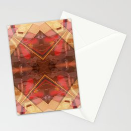 Mandala with Brussels Laces Stationery Cards