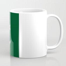 The National Flag of Pakistan - Authentic Version Coffee Mug