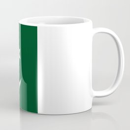 The National Flag of Pakistan - Authentic Version Coffee Mug