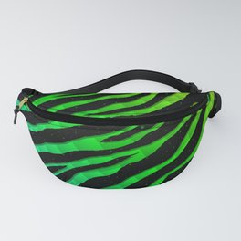 Ripped SpaceTime Stripes - Rainbow BCGYR Fanny Pack