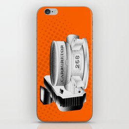 Carburetor iPhone Skin