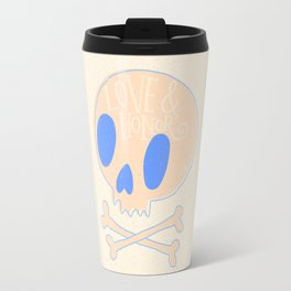 Love and Honor Travel Mug
