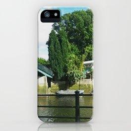 Riverside iPhone Case