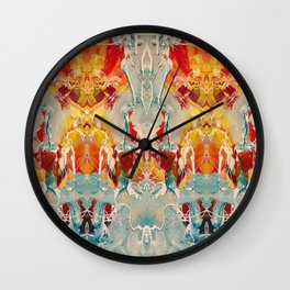 Alpha + Omega rise as One Wall Clock