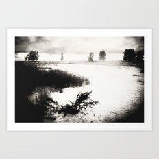 island VIII Art Print