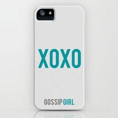 Gossip Girl - Minimalist Slim Case iPhone (5, 5s)