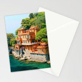Italy. Portofino Stationery Cards