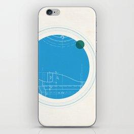 Neptune I iPhone Skin