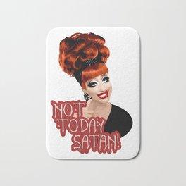 'Not Today Satan!' Bianca Del Rio, RuPaul's Drag Race Queen Bath Mat