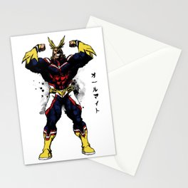 Symbol of Peace Ink Stationery Cards