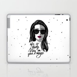 Victoria - Love Yourself Collection Laptop & iPad Skin