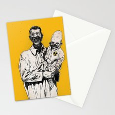 Nuclear Harmony Stationery Cards