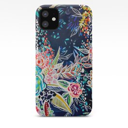 Night Bloomers iPhone Case