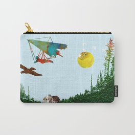 Fly together Carry-All Pouch
