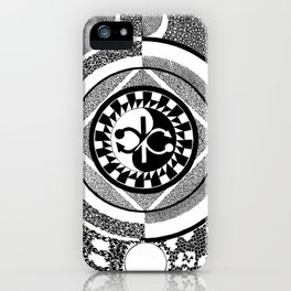 Infinity of Two iPhone Case