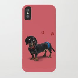 Butt (Colour) iPhone Case
