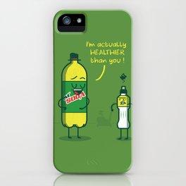 M'Soda iPhone Case