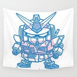 Cheeseburger RX-78 Gundam Wall Tapestry