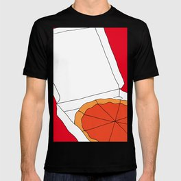 Hot Pizza Box T-shirt
