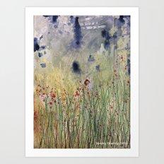 Meadowland Art Print