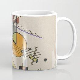 Wassily Kandinsky Melodisch Coffee Mug